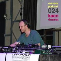 Vesvese Podcast 024 – Kaan Duzarat