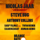 Orange Date 4MAY13 – Nicolas Jaar (Live in Concert), Steve Bug, Anthony Collins…