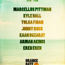 Orange Date 24AGU13 – Marcellus Pittman, Kyle Hall, Tolga Fidan, Jonny Rock…
