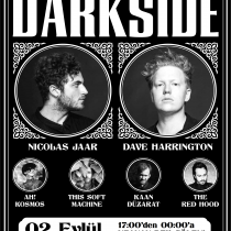 Orange Date & Play Tusu pres. Darkside at Kucukciftlik Park Istanbul