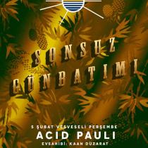 Vesvese'li Persembe – Acid Pauli, Kaan Duzarat