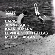Boiler Room Istanbul – Baris K, Jonny Rock, Kaan Duzarat and more